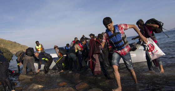 Photo of Drowned Syrian Boy Triggers Global Heartbreak