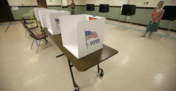 These 12 States Have The Most Outdated Voting Machines