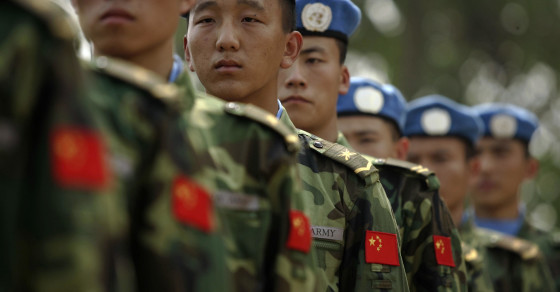 Why China's Military Isn't As Mighty As You Think