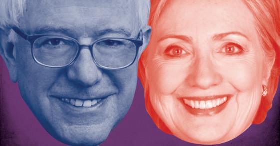 Bernie Sanders Pwned Hillary Clinton On Twitter During GOP Debates