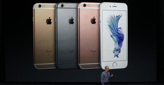 The New iPhone Is The Heaviest In History