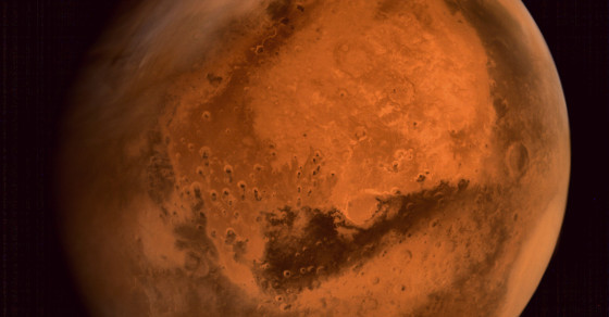 Into The Red: A Brief History Of The Search For Water On Mars