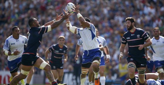 """Is Team USA a """"Sleeping Giant"""" In The Rugby World Cup?"""