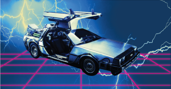 Back To The Future's Flux Capacitor Could Power Six Aircraft Carriers