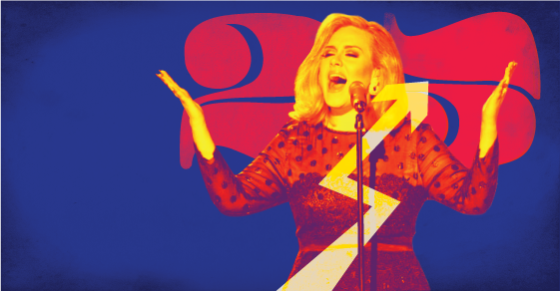 Step Aside Taylor Swift, Adele Is The New Queen Of YouTube