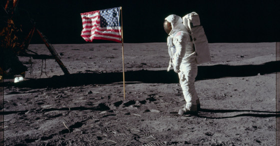 High-Resolution Apollo Mission Photos Have Landed on Flickr
