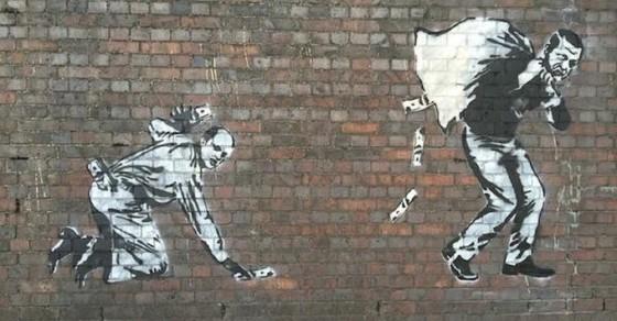 London Graffiti Inflames Turkish-Kurdish Tensions
