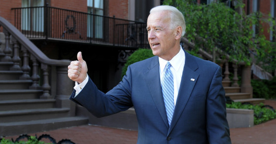 'Biden His Time' Is The Most Overused Pun In Politics