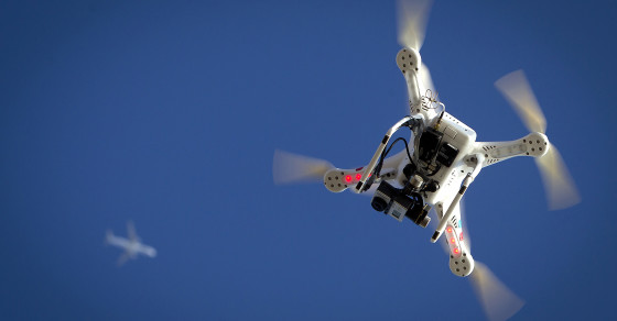 Here's Why The Government Is Scared Of Civilians With Drones