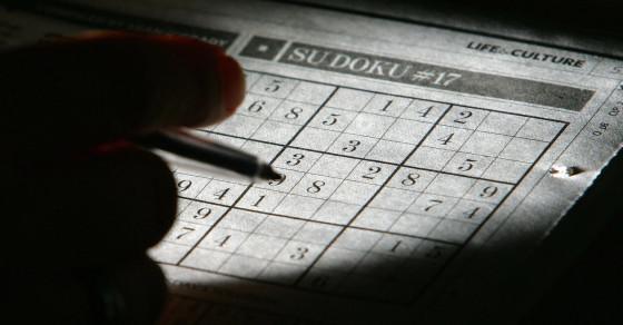 When Sudoku Puzzles Cause Seizures