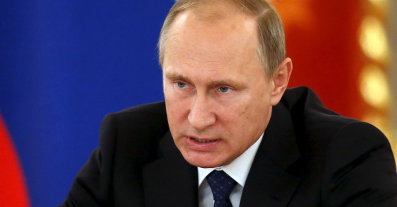 Putin's Airstrikes Are Missing The Mark In Fighting ISIS