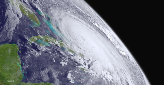 A Brief History Of Hurricane Hunting