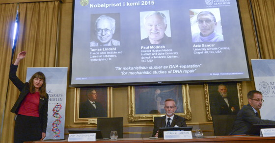 The Five Countries With the Most Nobel Laureates
