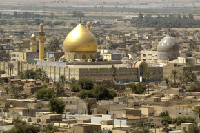 ISIS Taunts Iraqi Shiites By Getting Close To Major Shrine