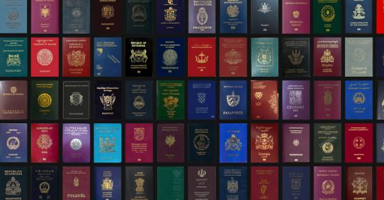 The Cost Of Fake Passports On The Dark Net