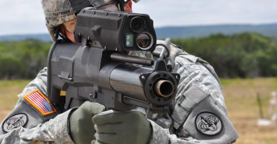 This Next-Gen Weapon Could Neutralize Enemies In Hiding