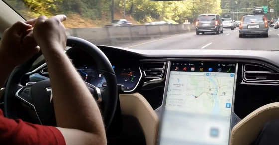Tesla Drivers Are Using Autopilot Incorrectly