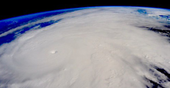 Patricia Is The Strongest Hurricane Ever Recorded