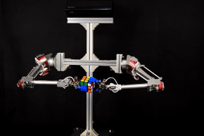 This Robotic Arm Can See, Think And Do Math