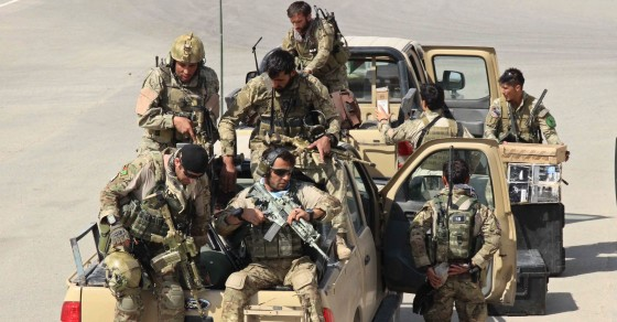 U.S. Spent Nearly $100B On Foreigners To Fight Terrorists