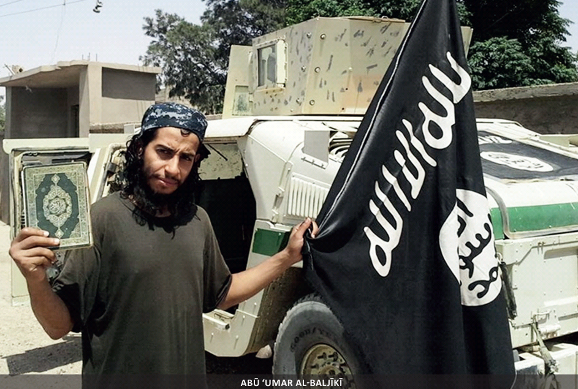 Abdelhamid Abaaoud Belgium Paris ISIS