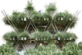 Bamboo Cities Could Be The Future Of Urban Architecture