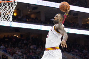 LeBron James Is The Youngest NBA Star To Score 25,000 Points