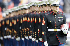 DoD Paid Major League Sports Teams Millions Of Dollars To Be Patriotic