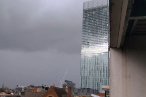 The Skyscraper That Howls When The Wind Blows