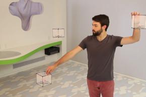 Drone Building Blocks For A Virtual World