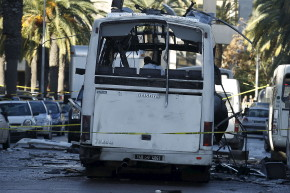 ISIS Claims Responsibility For Tunisia Bus Bombing