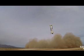 Jeff Bezos' Blue Origin Rocket Lands Safely After Space Flight