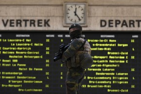 Concerts Canceled, Cafes Closed As Brussels Remains On Lockdown
