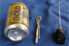 ISIS Publishes Photo Of Bomb It Claims Downed Russian Plane