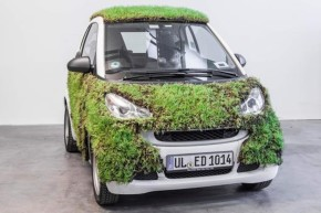 """This Car Takes """"Going Green"""" To A Whole New Level"""