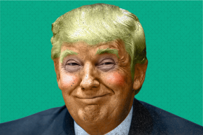 The Trolling And Polling Of Donald J. Trump