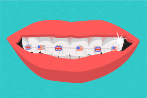Stereotypes Lie: The British Don't Have Worse Teeth Than Americans