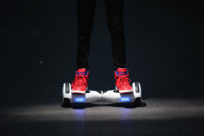 """Every Airline Just Banned """"Hoverboards"""" Over Fears They'll Catch Fire"""