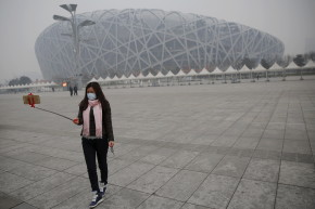 Instagrams Of Beijing's Smog Are A Glimpse Into Our Future Hell-World