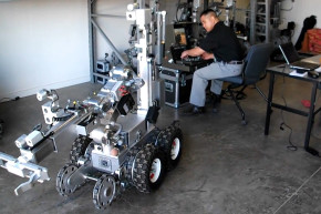 The Bomb-Defusing Robot That's Keeping Humans Safe