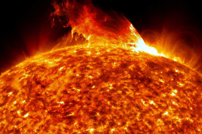 "Solar ""Superflare"" Would Be A Disaster For Life On Earth"