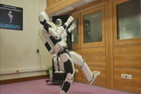 Iranian Scientists Unveil Advanced 'Surena III' Humanoid Robot