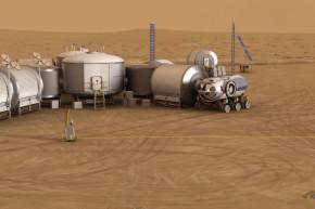 Take A Virtual Tour Of A Future Colony On Mars