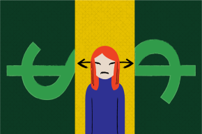 Are Women Clinically Depressed Because Of The Wage Gap?