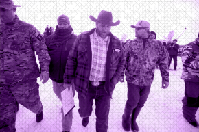 Oregon Militants' Pasts Collide With Vows Of Peaceful Resolve