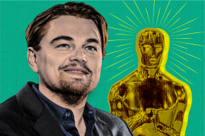 Relax: Leo Hasn't Been Unfairly Snubbed By Oscar Voters