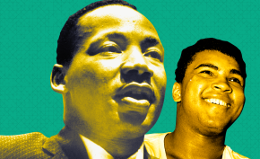 MLK And The Athletes Who Made His Job Easier