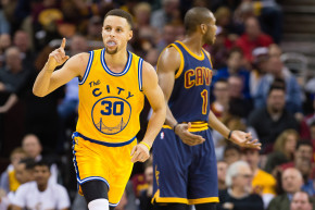How Bad Was The Warriors' Blowout Of The Cavs? Very Bad