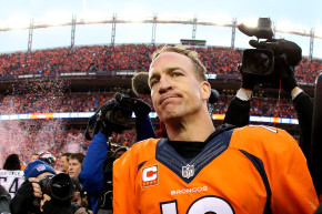 Numbers Don't Lie: Peyton Manning Is Old