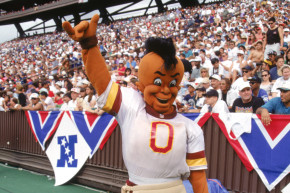 The Awful, Racist History Of The Sports Mascot